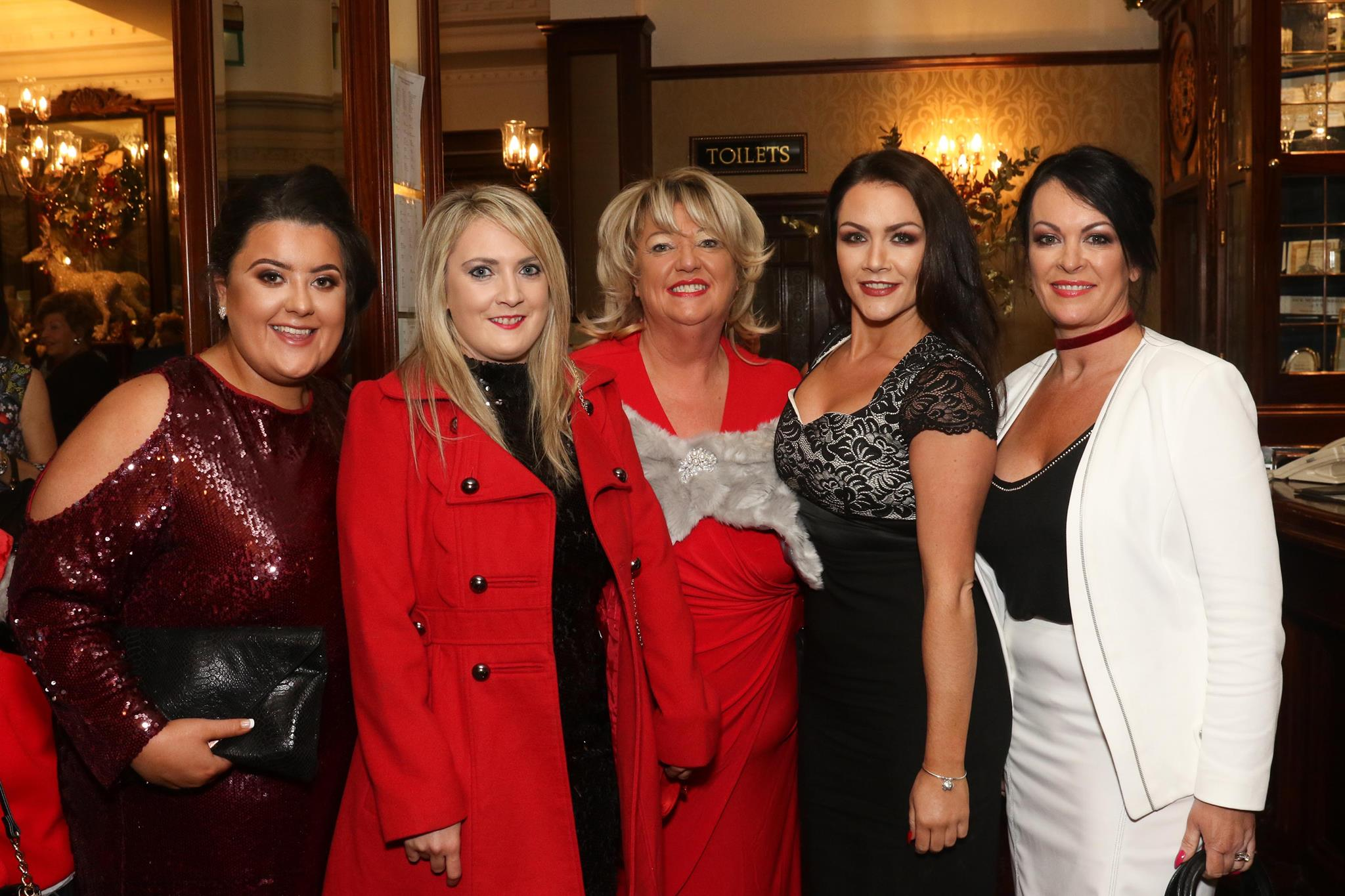 newry christmas charity dinner apprentice
