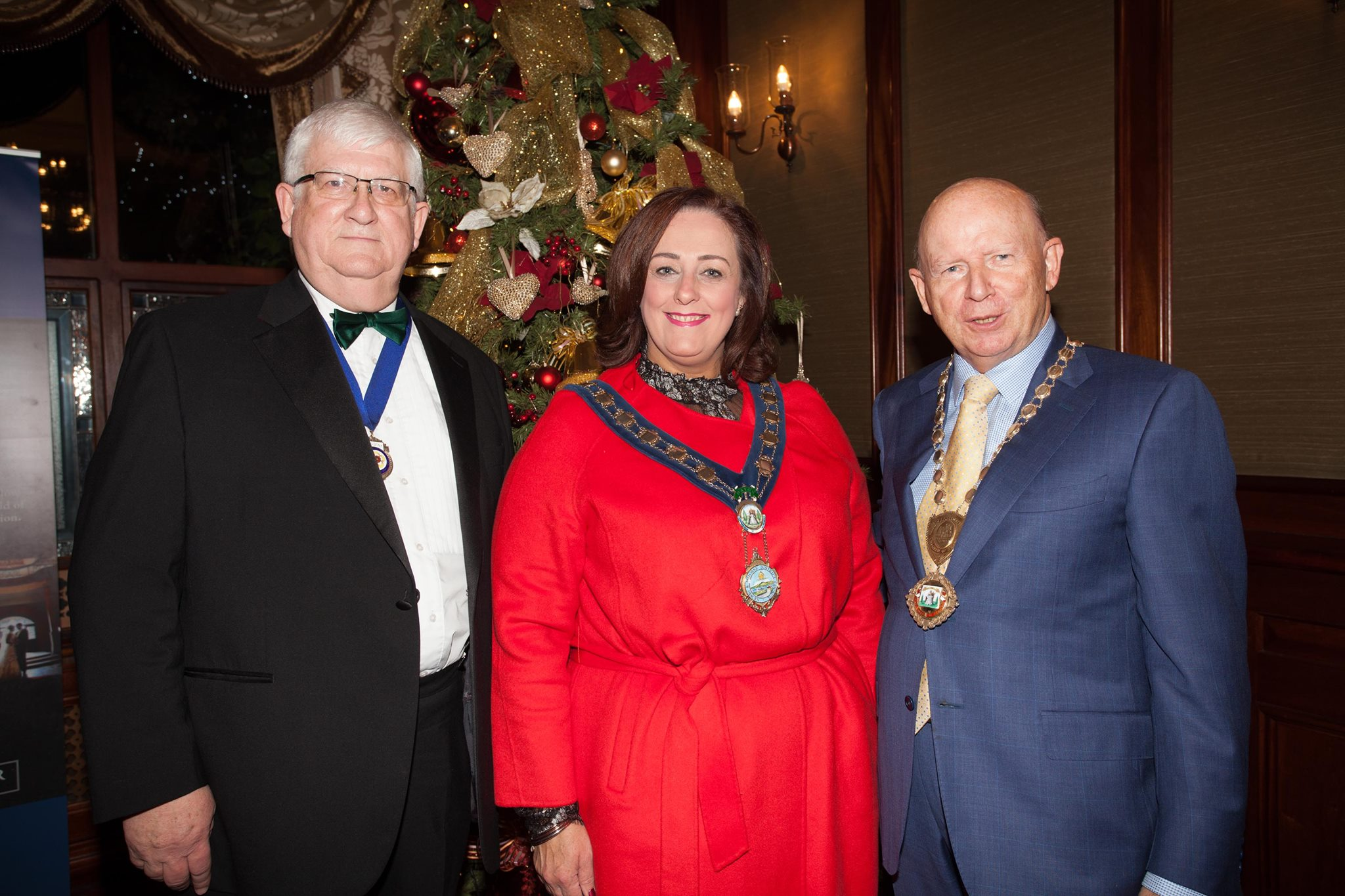 newry christmas charity dinner chairperson