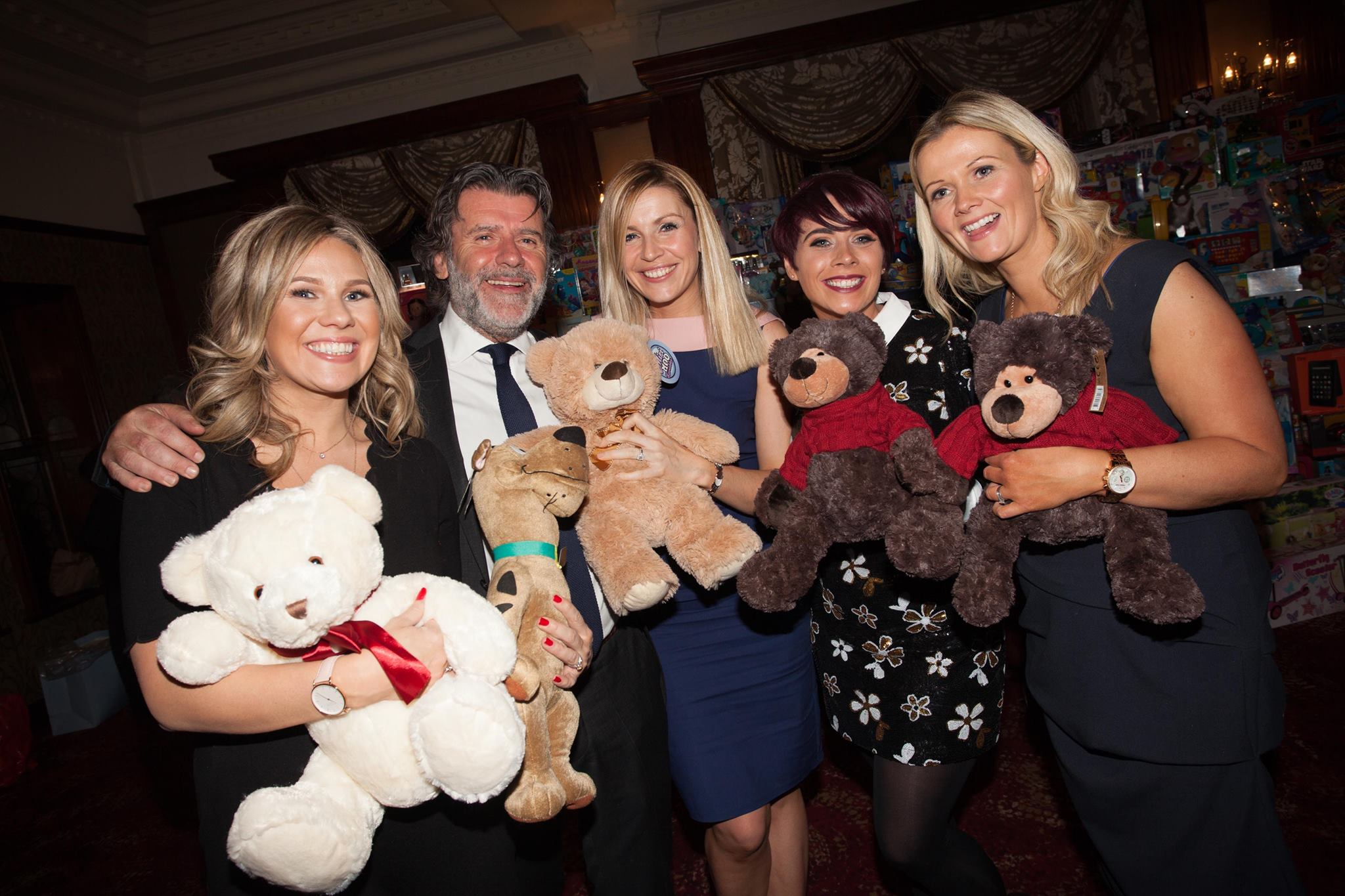 newry christmas charity dinner